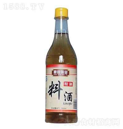鼎仙 精制料酒 500ml