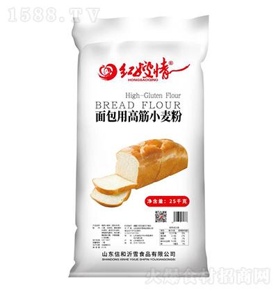 红嫂情 面包用高筋小麦粉 25千克