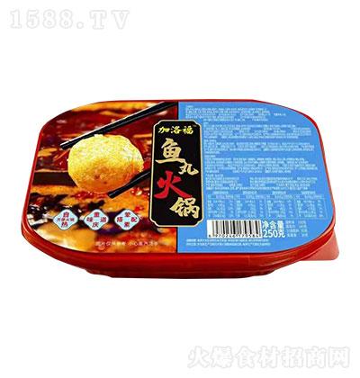 加洛福鱼丸火锅250g