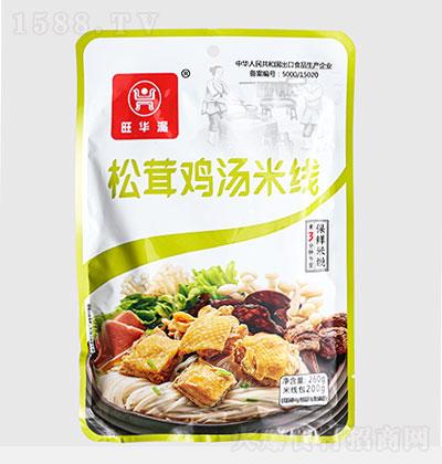 旺华派松茸鸡汤米线260g