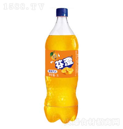 芬澄果味汽水【2L】