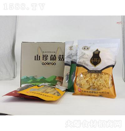 禄荣 山珍菌菇礼盒