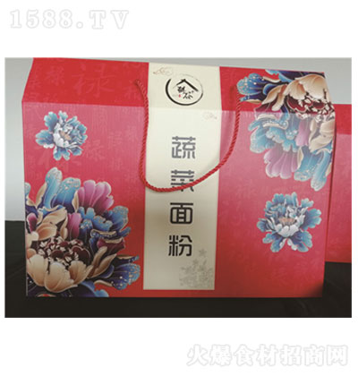 禄荣 蔬菜面粉礼盒