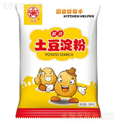 山花 土豆淀粉 300克X40袋每箱