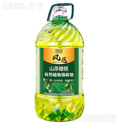 皇家风范 山茶橄榄食用植物调和油 5L