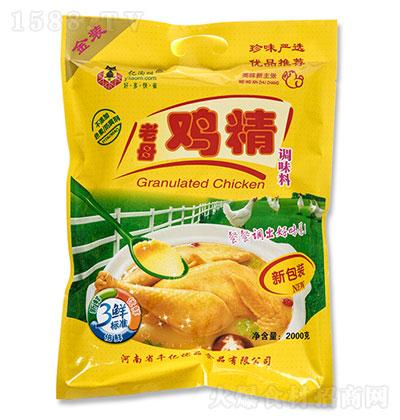 亿淘猫 老母鸡鲜精调味料 2000克