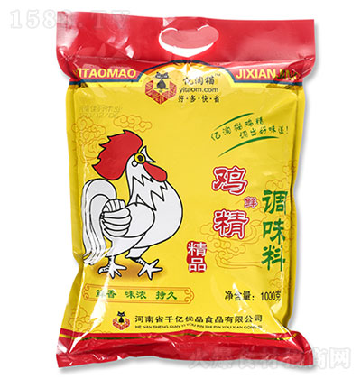 亿淘猫 鸡鲜精调味料 1000克
