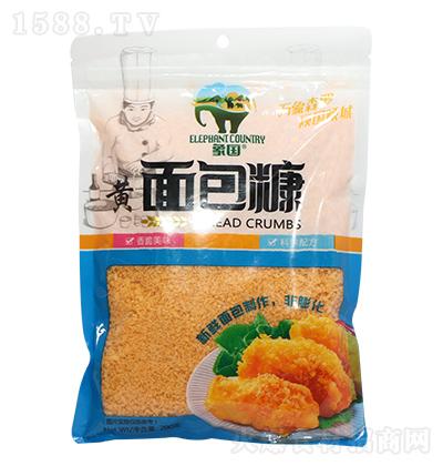 象国黄面包糠【200克】