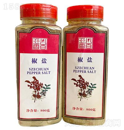 川百汇香 椒盐 800克X25瓶每箱