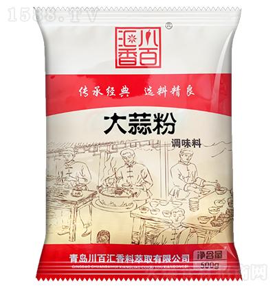 川百汇香大蒜粉500gX20袋每箱