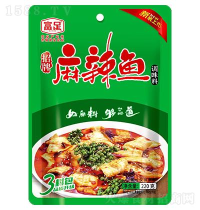 富足 麻辣鱼 220克(调料包180克,腌鱼包20克,干料包20克)
