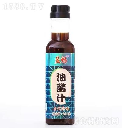 盈畅 油醋汁 日式风味 268克