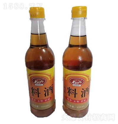 落凫 料酒 上海风味 500ml