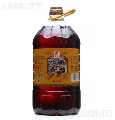 金名泰 小磨香油 5L