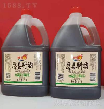 唯好佳 葱姜料酒 1.75L