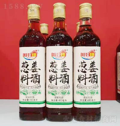 唯好佳 葱姜料酒 490ml