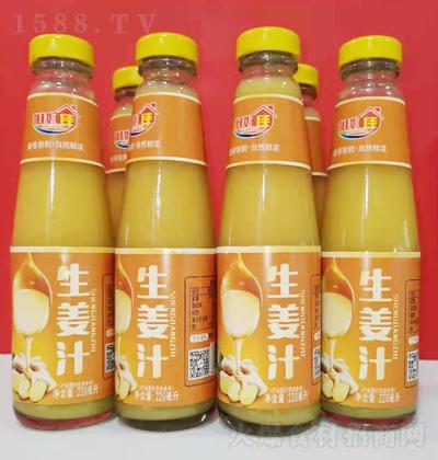 唯好佳 生姜汁 220ml