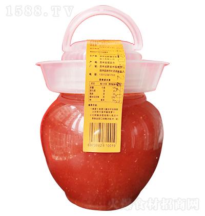 黔罐冠  布依酵素老酸汤甜酸