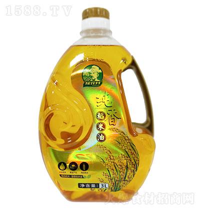 皇脂 纯香稻米油 3LX4瓶每箱