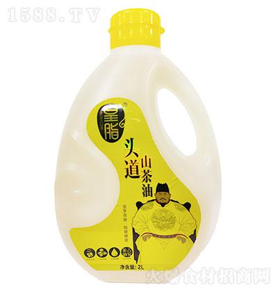 皇脂 头道山茶油 2LX6瓶每箱