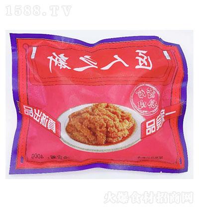 匠人之新 酱香松肉(红烧酥肉) 400g