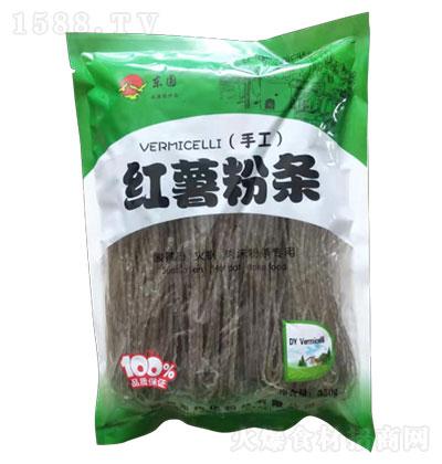 东圆 手工红薯粉条 350gX30袋