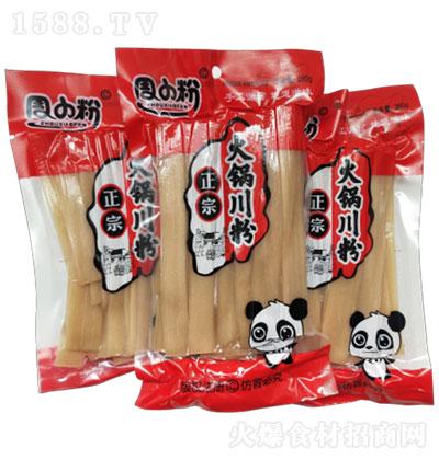 周小粉 火锅川粉(鲜)250gX50袋