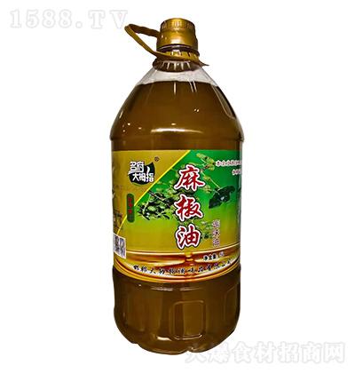 名府大拇指 麻椒油 5L