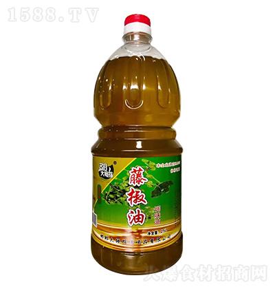 名府大拇指 藤椒油 2.5L