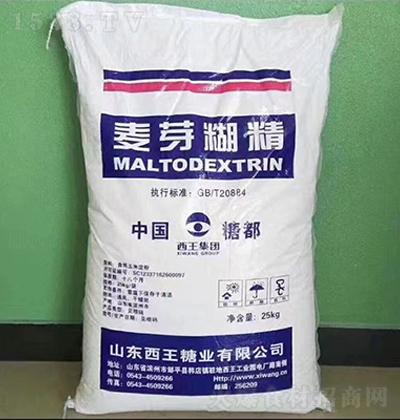 西王 麦芽糊精 25kg