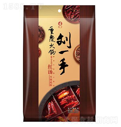 刘一手 臻品红汤火锅底料 200克