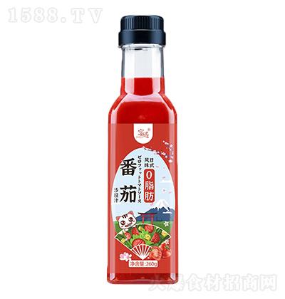 宴遇 番茄 沙拉汁 日式风味 260g