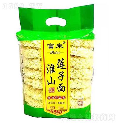 富来 淮山莲子面 800克(非油炸面食)