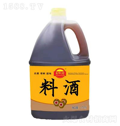 吉顺隆 料酒 1.75L