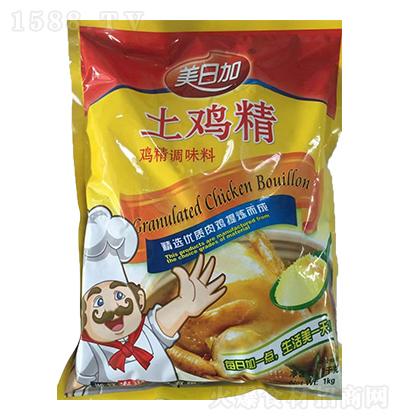 美日加 土鸡精 1kg