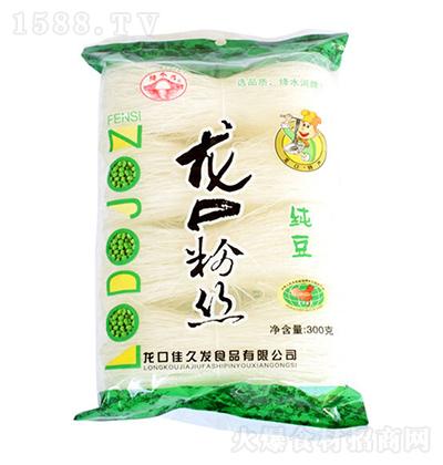 绛水河 龙口粉丝 纯豆 300克