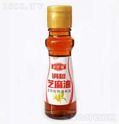 秦祥源 调和芝麻油(食用植物调和油)