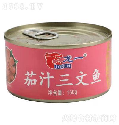 龙一 茄汁三文鱼 150g