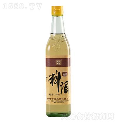 品谷大师 精制料酒 450ml