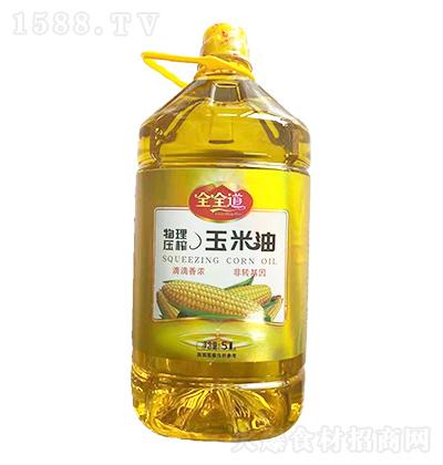 全全道 玉米油 5L