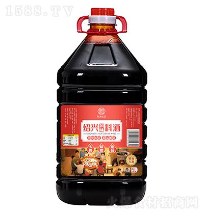 厨房十宝 绍兴风味料酒 5L