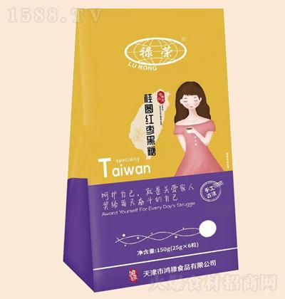 禄荣 桂园红枣黑糖 150g(25gX6粒)