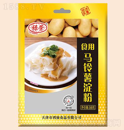禄荣 马铃薯淀粉 168g