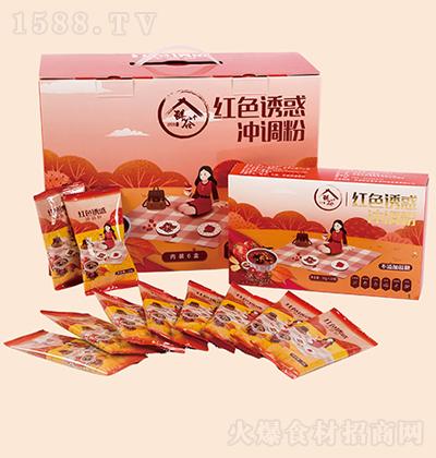 鲜谷 红色营养代餐粉(冲调粉)