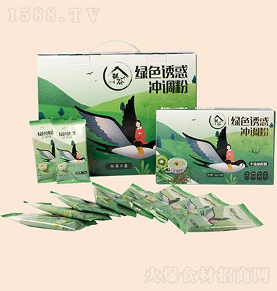 鲜谷 绿色营养代餐粉(冲调粉)