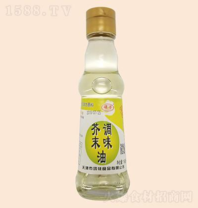 禄荣 芥末油 118ml