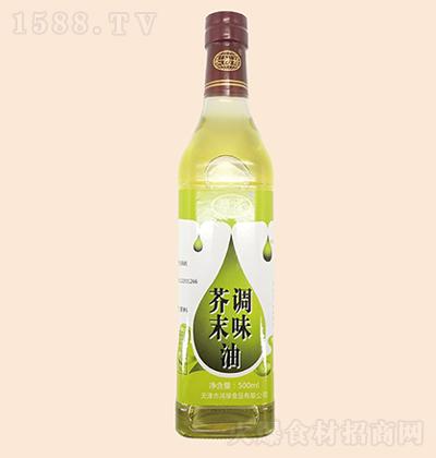 禄荣 芥末油 500ml
