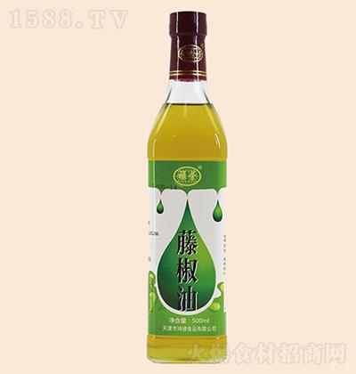 禄荣 藤椒油 500ml