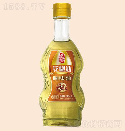 禄荣 花椒油 248ml