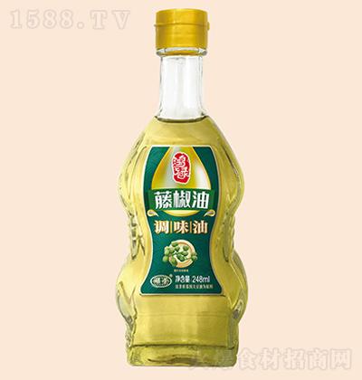 禄荣 藤椒油 248ml